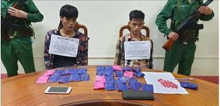 Tin tức pháp luật ngày 5/9: Bắt giữ 2 đối tượng tàng trữ 6.000 viên ma túy tổng hợp