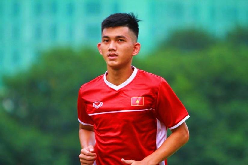 CLB HAGL chia tay tiền vệ trẻ Nguyễn Cảnh Anh
