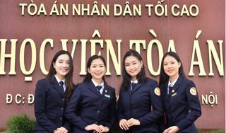 Học viện Tòa Án công bố điểm chuẩn học bạ năm 2020