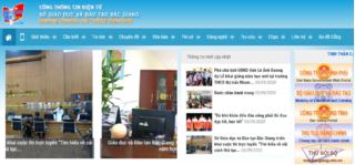 Tra cứu điểm thi THPT quốc gia 2020 Bắc Giang ở đâu nhanh nhất?