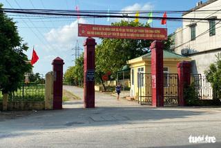 Thái Bình: Đình chỉ công tác chủ tịch HĐND xã đánh bạc ở nhà công an