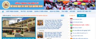 Tra cứu điểm thi THPT quốc gia 2020 Quảng Nam ở đâu nhanh nhất?
