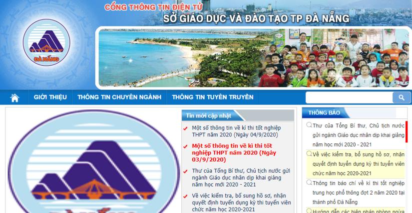 Tra cứu điểm thi THPT quốc gia 2020 Đà Nẵng ở đâu nhanh nhất?