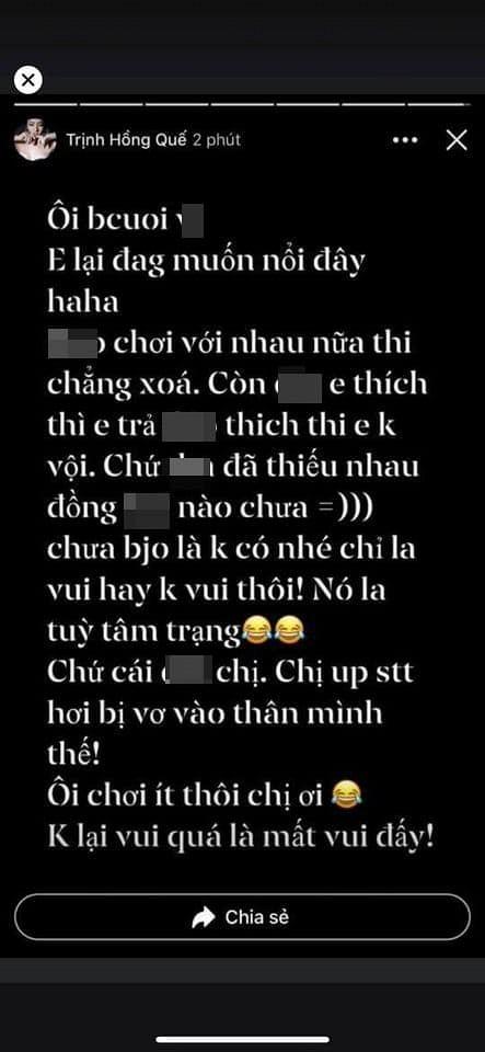 Vợ cũ Việt Anh 'tố' Hồng Quế vay tiền không trả