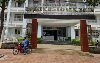 Cán bộ thanh tra tỉnh Đắk Nông đột tử khi đang thi