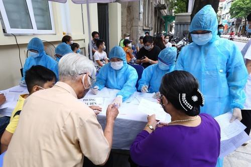 Một ca dương tính SARS-CoV-2 ngoài cộng đồng ở Đà Nẵng