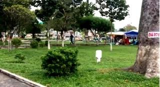 Đang ngồi uống nước tại công viên, nam thanh niên bị đâm tử vong