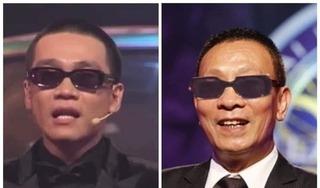 RapperWowy thích thú khi được MC Lại Văn Sâm nhận là 'anh em sinh đôi'