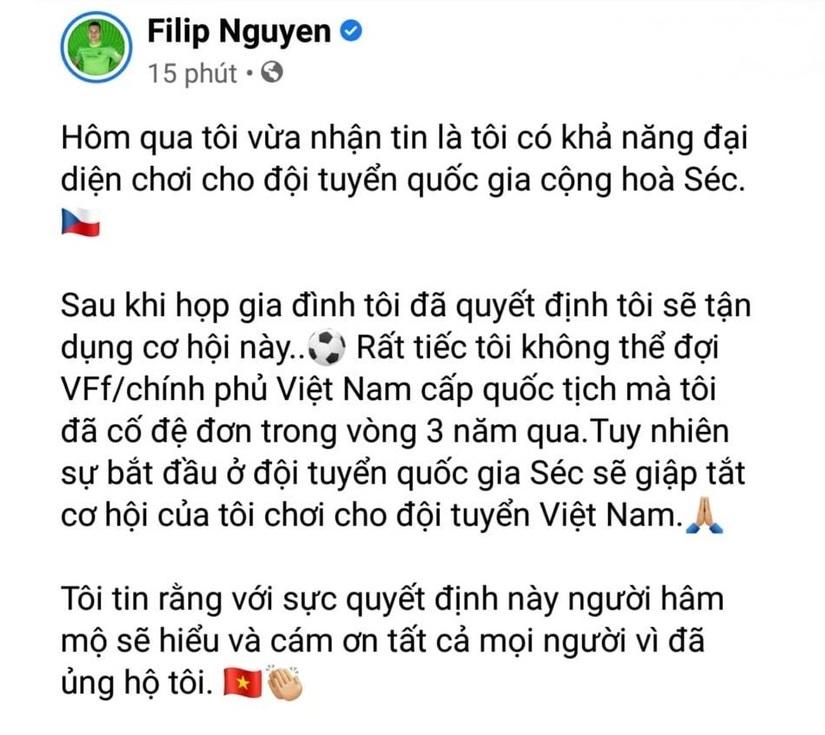 bố Filip Nguyễn