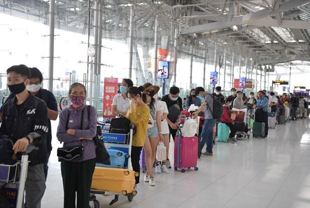 Đưa 240 công dân Việt Nam từ Philippines về nước an toàn