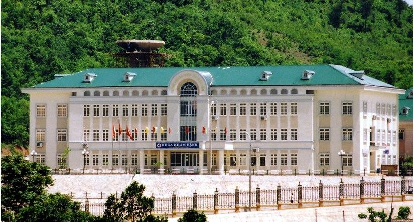 Đầu tư công tại BVĐK tỉnh Điện Biên00