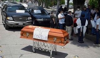 Tin tức thế giới 7/9: Mexico cạn kiệt giấy chứng tử giữa lúc số ca Covid-19 tăng vọt