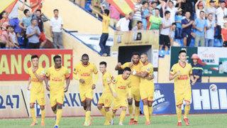 DNH Nam Định chuẩn bị so tài với đội bóng mạnh giải hạng Nhất