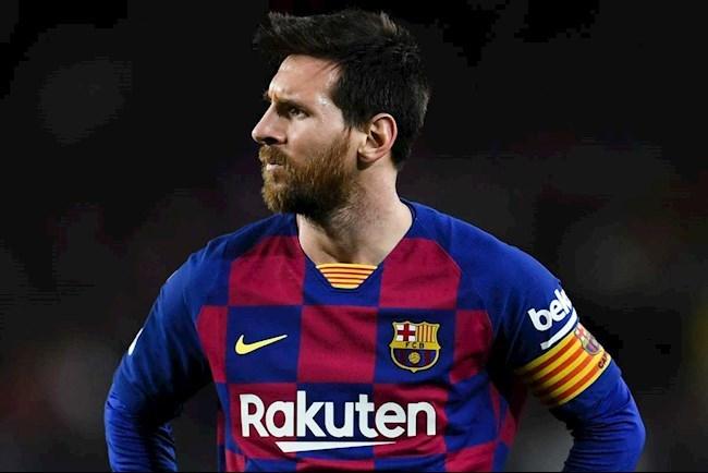 Người hâm mộ sụt giảm niềm tin vào Messi và Barca FC