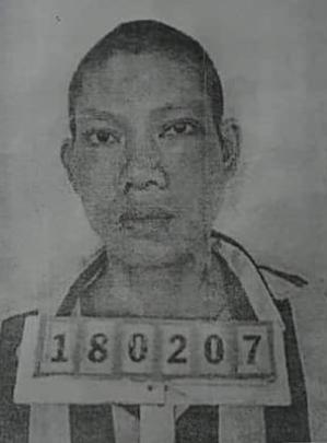 Phạm nhân Nguyễn Văn Dễ