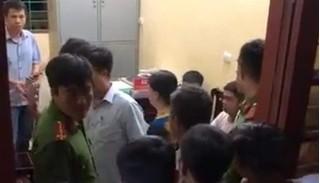Đình chỉ công tác phó trưởng công an xã nổ súng khiến nam sinh bị thương