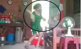 Phẫn nộ trước lời khai của con gái đánh đập, chửi bới mẹ già 88 tuổi