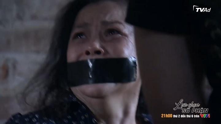 'Lựa chọn số phận' tập 56: Bích có tình cảm với Đức, mẹ thẩm phán Cường bị bắt cóc