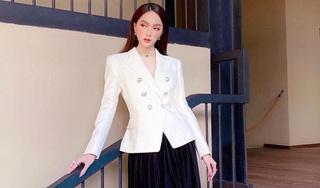 Hương Giang chia sẻ về quan điểm 'phụ nữ hơn nhau ở tấm chồng'