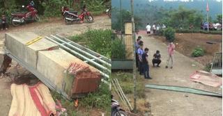 Hiệu trưởng nhận trách nhiệm vụ sập cổng trường làm 3 học sinh tử vong
