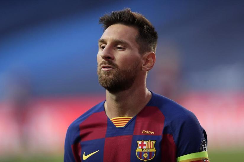 Messi giống như con trai tôi