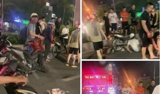 Khởi tố thanh niên chạy xe máy 'kẹp 3' tông thai phụ sẩy thai