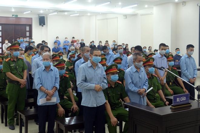2 đối tượng bị đề nghị án tử hình trong vụ gây rối ở Đồng Tâm