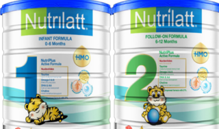 Cảnh báo nhiều lô sữa Nutrilatt không đạt chuẩn quy định