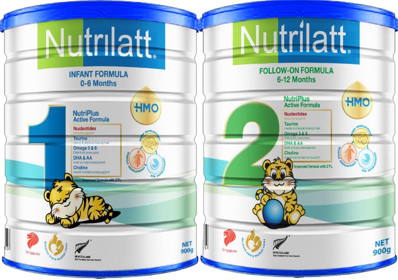 Nhiều lô sữa Nutrilatt 1 và 2 có hàm lượng sắt và kẽm thấp hơn quy định