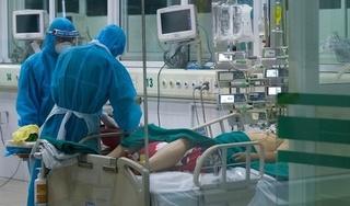 Bệnh nhân 1045 ở Hải Dương có chuyển biến tích cực, tập cai máy thở