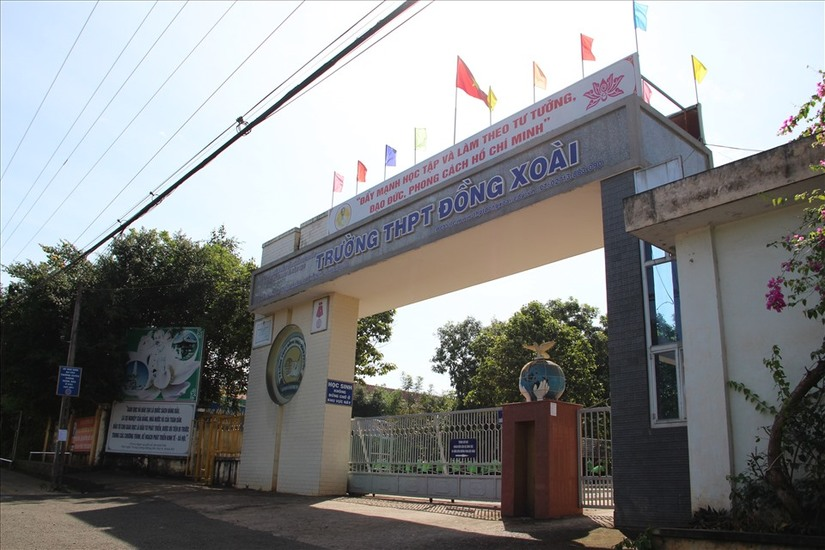 Đã thống nhất việc tuyển bổ sung 150 học sinh lớp 10 ở Bình Phước