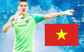 Bố Filip Nguyễn báo tin vui tới NHM bóng đá Việt Nam