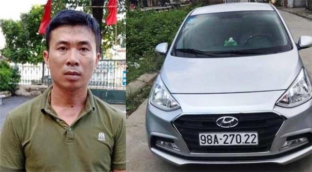 Tài xế taxi dù đâm CSGT bị thương ở Bắc Giang bị khởi tố