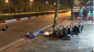 Tin tức tai nạn giao thông ngày 9/9: Tông cây xanh bên đường, một người tử vong tại chỗ