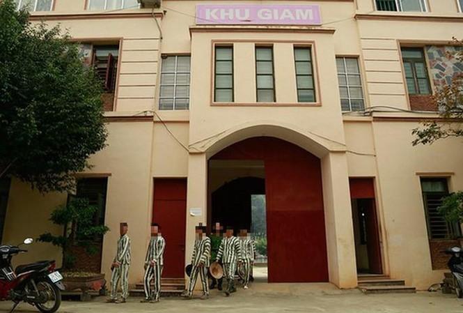 Trại tạm giam Công an tỉnh Lào Cai