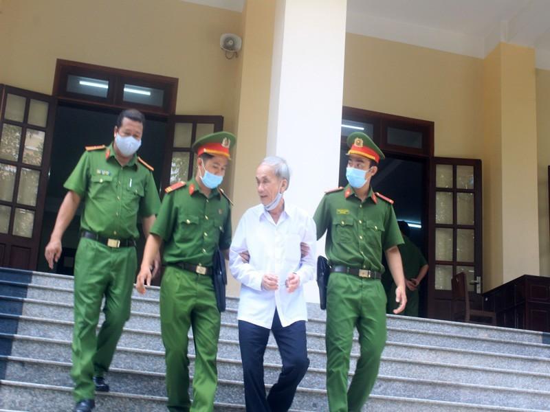 Bị cáo Nguyễn Văn Xoàng