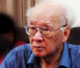 Nhà văn Vũ Tú Nam - ông nội siêu mẫu Hà Anh qua đời
