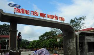Xem xét kỷ luật cô giáo đánh học sinh tiểu học ở Hà Giang