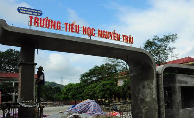 Xử lý cô giáo đánh học sinh tiểu học ở Hà Giang