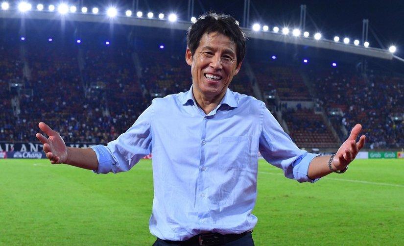 HLV Nishino quyết giành ngôi đầu bảng của Việt Nam ở vòng loại World Cup