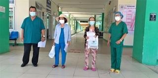 Thêm 2 bệnh nhân Covid-19 ở Đà Nẵng được ra viện