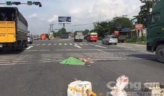 Tin tức tai nạn giao thông ngày 10/9: Cụ bà chống gậy đi lang thang bị xe tông tử vong tại chỗ