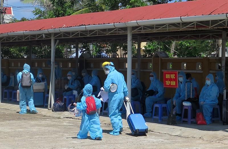 Phú Yên cách ly 339 công dân về từ Liên bang Nga