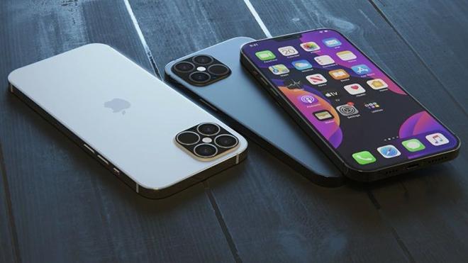 iPhone 12 đang được sản xuất hàng loạt