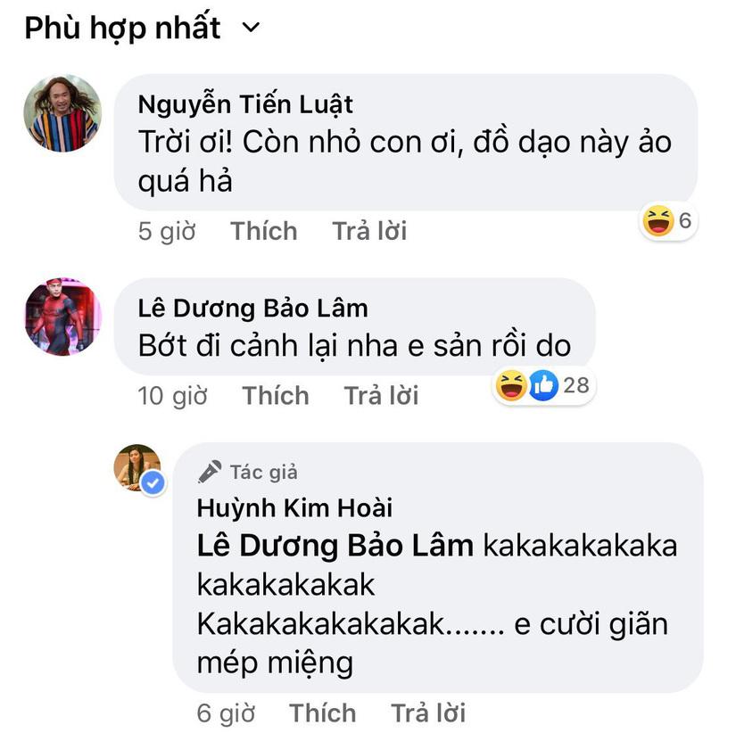 Lê Lộc tỏ tình với Sơn Tùng M-TP trên MXH