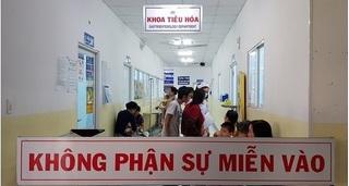 Ăn thịt kho trứng, 26 cháu bé tại chùa Kỳ Quang 2 nhập viện cấp cứu