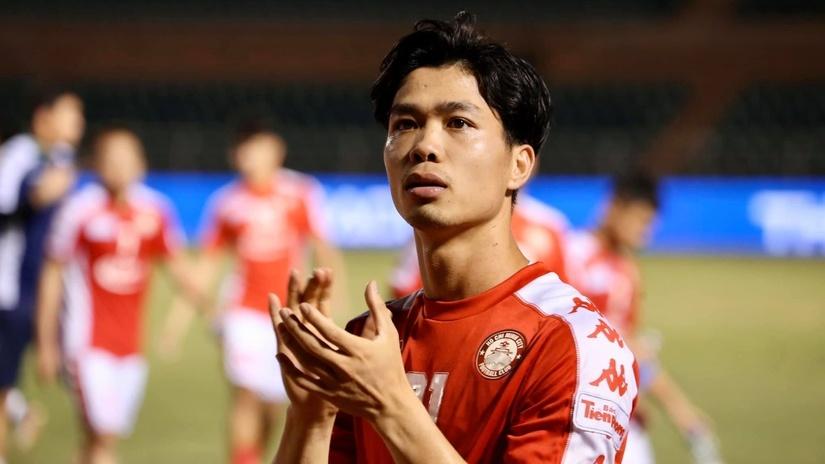 Công Phượng hết cơ hội trổ tài ở AFC Cup 2020