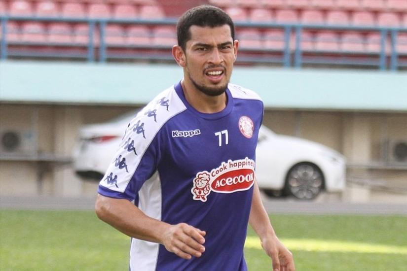 Tiền đạo Ariel Rodriguez đánh giá cao Công Phượng