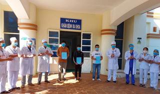 3 bệnh nhân Covid-19 cuối cùng ở Quảng Ngãi được công bố khỏi bệnh