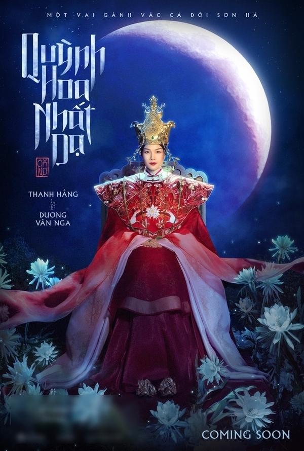 Giữa nghi án đạo nhái trang phục Trung Quốc, Thanh Hằng lên tiếng